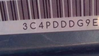 VIN prefix 3C4PDDDG9ET2
